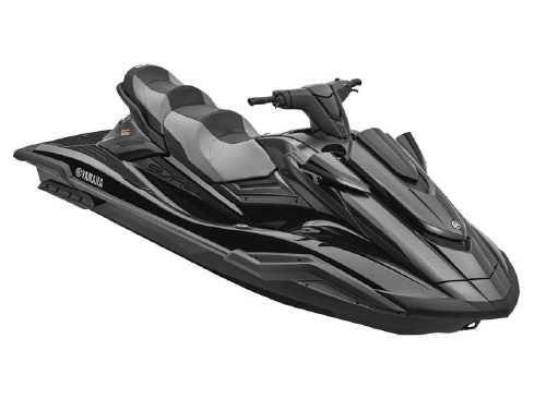 View 2021 Yamaha FX Cruiser SVHO - Listing #289435