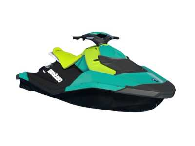 View 2022 Sea-Doo Spark® 2-up Rotax® 900 ACE -90 CONV & IBR - Listing #308027