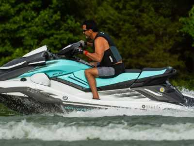 View 2022 Yamaha WaveRunners FX® HO with Audio System - Listing #310091