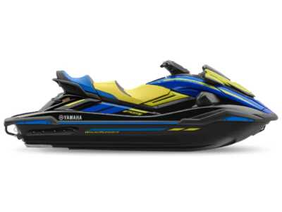View 2022 Yamaha WaveRunners FX® Limited SVHO® with Speakers - Listing #310173
