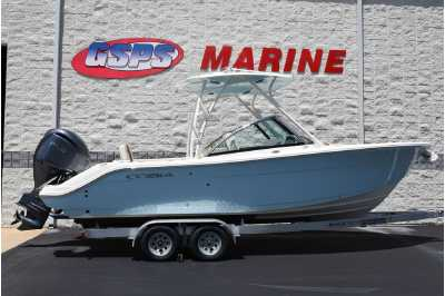 View 2021 Cobia Boats 240DC - Listing #306426