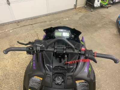 View 2019 Arctic Cat® M 8000 Mountain Cat Alpha ONE 165 - Listing #304755