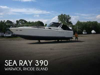 View 1987 Sea Ray 390 Express Cruiser - Listing #81852