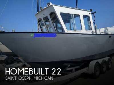 View 2012 Homebuilt Pilothouse 22 - Listing #85185