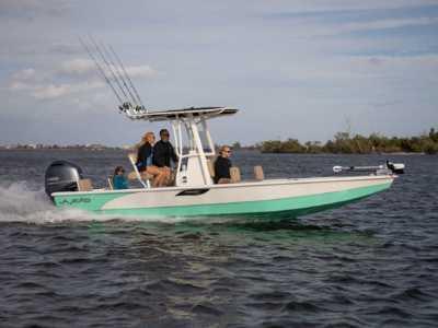 View 2022 Avid Boats 23 Fusion - Listing #309994