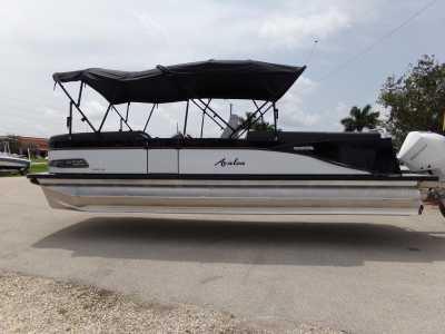 View 2022 Avalon Catalina Quad Lounger 25' - Listing #310895