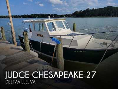 View 2002 Judge 26 Downeast - Listing #313373