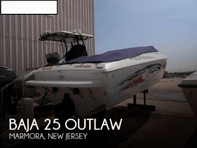 View 2001 Baja 25 Outlaw - Listing #307239