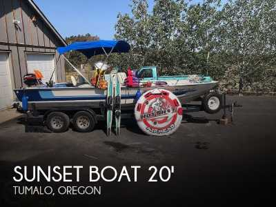 View 1980 Sunset Boat Fish and Ski - Listing #313375