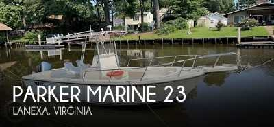 View 1996 Parker Marine 23 - Listing #313370