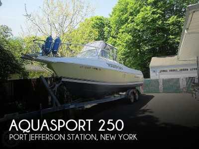 View 2002 Aquasport Explorer 250 - Listing #206197