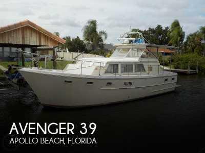 View 1968 Avenger 39 - Listing #50288