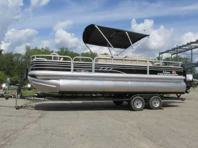 View 2022 Sun Tracker Fishing Barge 22 - Listing #309675