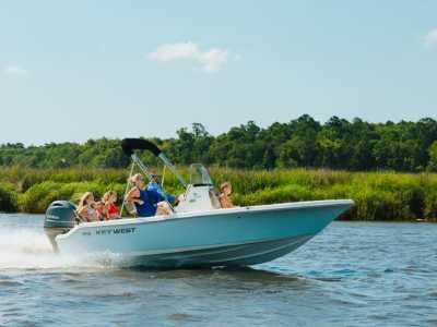View 2022 Key West Boats 189FS - Listing #290971