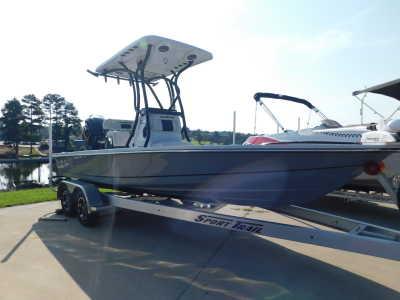 View 2022 Blazer Boats Blazer Bay 2220 Fisherman - Listing #312563