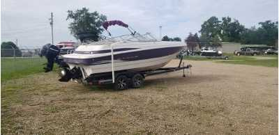 View 1999 Maxum 23 open bow - Listing #291560
