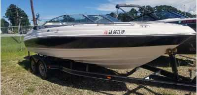 View 2003 Chaparral SSI 210 - Listing #297628