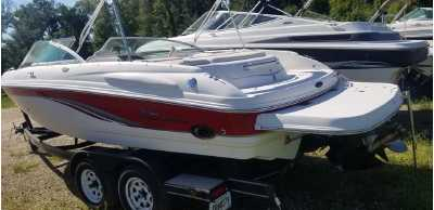 View 2003 Chaparral 220 SSi - Listing #303626