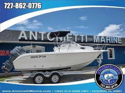 View 2005 Seafox 210WA - Listing #310832