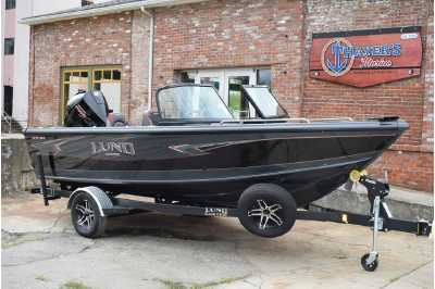 View 2021 Lund 1875 Tyee®Limited Sport - Listing #309736