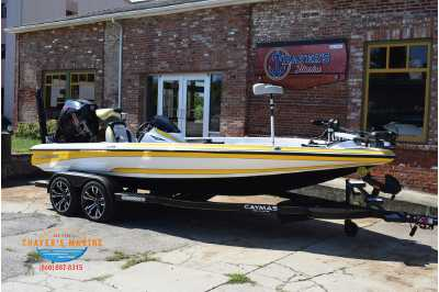 View 2022 Caymas Boats CX 20 Pro - Listing #310199