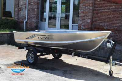 View 2021 Lund A-12 Fishboat - Listing #306722