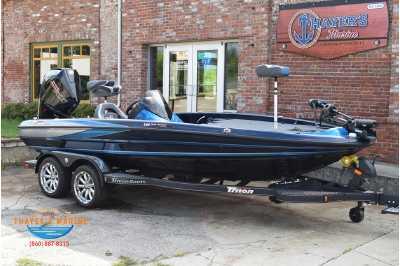 View 2021 Triton Boats 19 TRX PATRIOT - Listing #311128