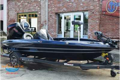 View 2021 Triton Boats 18 TRX - Listing #312516