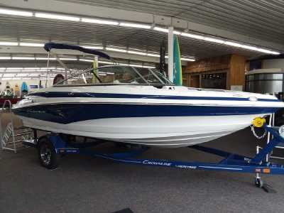 View 2022 Crownline 210 SS - Listing #313146