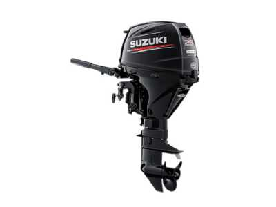 View 2021 Suzuki Marine DF25A EFI L - Listing #311115