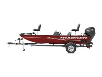 View 2021 Tracker® Boats PRO 170 - Listing #301559