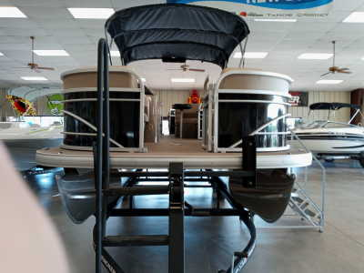 View 2021 Sun Tracker Party Barge 22 RF DLX - Listing #291969