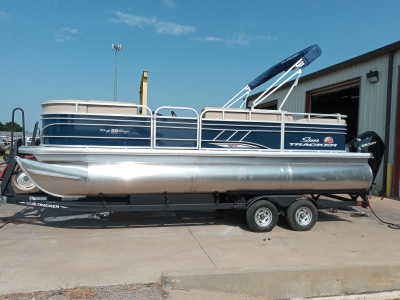 View 2022 Sun Tracker PARTY BARGE 22 RF XP3 - Listing #306210