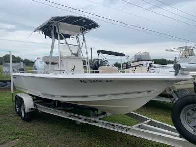 View 2008 Tidewater Boats 2100 - Listing #301515