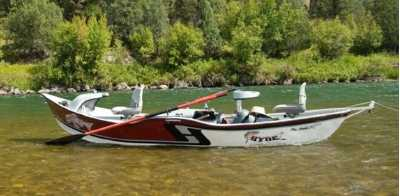 View 2021 Hyde Drift Boats Low Profile XL - Listing #292673