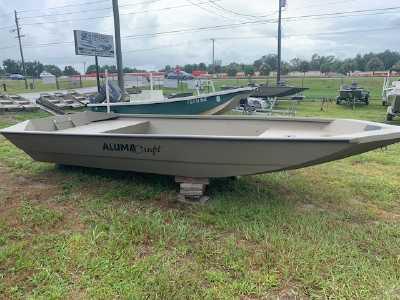 View 2021 Alumacraft MV1860 - Listing #307878
