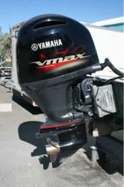 View 2021 Yamaha Marine I-4 V MAX SHO® 150 - Listing #291813