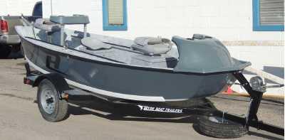 View 2021 Hyde Drift Boats Montana Skiff - Listing #293075