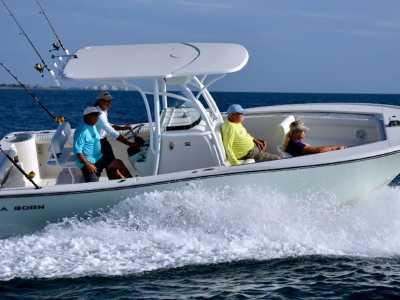 View 2022 Sea Born SX239 Offshore - Listing #292709