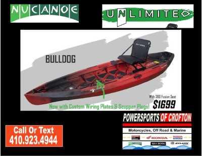View 2021 NuCanoe Unlimited 12.5 - Listing #304847