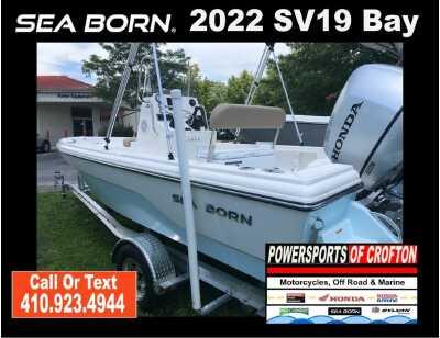 View 2022 Sea Born SV19 Bay - Listing #292746