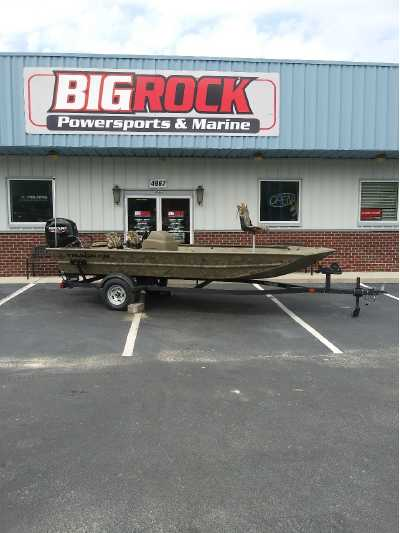 View 2022 Tracker GRIZZLY 1754 - Listing #307985