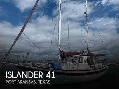 View 1978 Islander Freeport 41 - Listing #313406