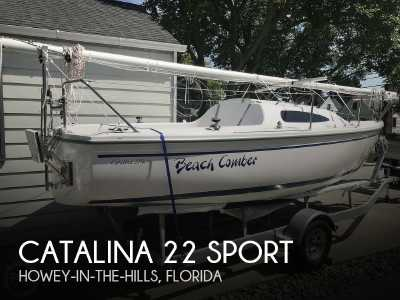 View 2018 Catalina 22 Sport - Listing #312600