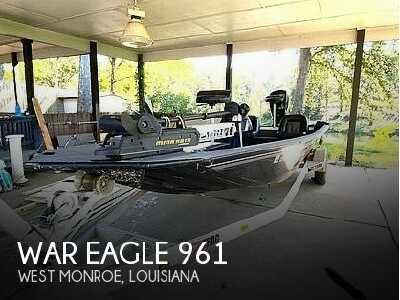View 2017 War Eagle 961 Blackhawk - Listing #313408