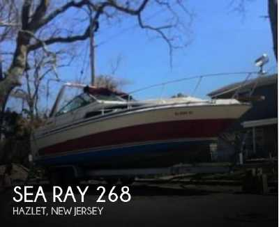 View 1986 Sea Ray Sundancer 268 - Listing #313413
