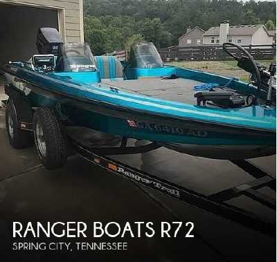 View 1996 Ranger Boats Sport R72 - Listing #311604