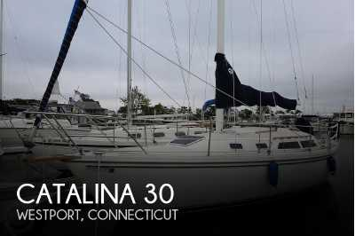 View 1987 Catalina C 30 Tall rig - Listing #312595