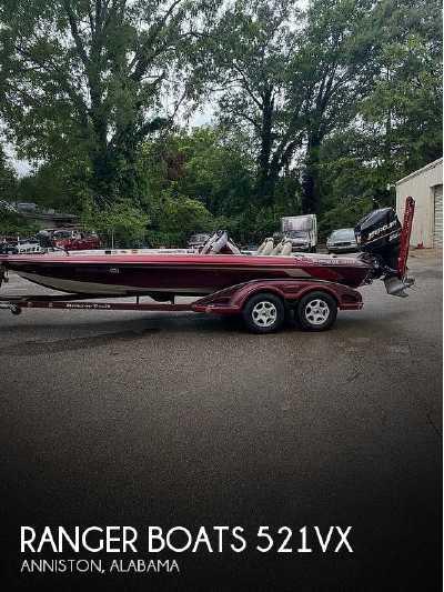 View 2004 Ranger Boats 521VX - Listing #311223