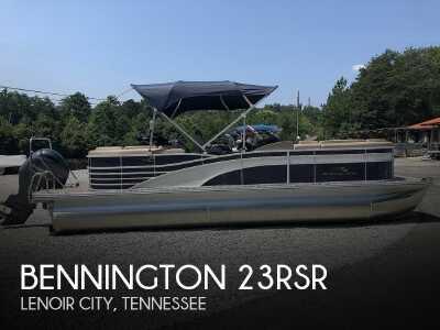View 2020 Bennington 23RSR - Listing #313376